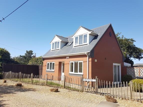 Thumbnail Detached house for sale in Old Hunstanton, Hunstanton, Norfolk