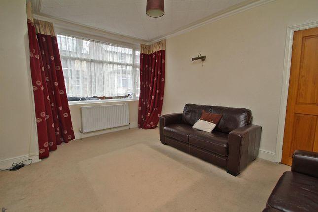 Lounge of Percival Road, Sherwood, Nottingham NG5