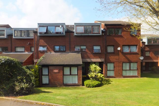 Thumbnail Flat for sale in 1 Badgers Bank Road, Four Oaks, Sutton Coldfield