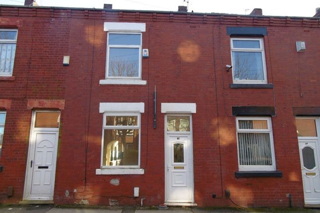 Thumbnail Terraced house to rent in Radclyffe Street, Chadderton, Oldham