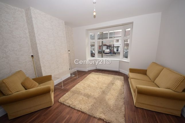 Thumbnail Terraced house to rent in Fernhall Drive, Ilford