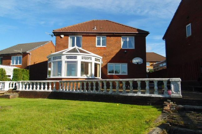 Thumbnail Detached house to rent in Azalea Park, Dowlais, Merthyr Tydfil