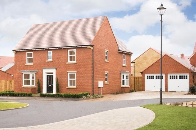 "Thumbnail Detached house for sale in ""Tunstall"" at Ellerbeck Avenue, Nunthorpe, Middlesbrough"