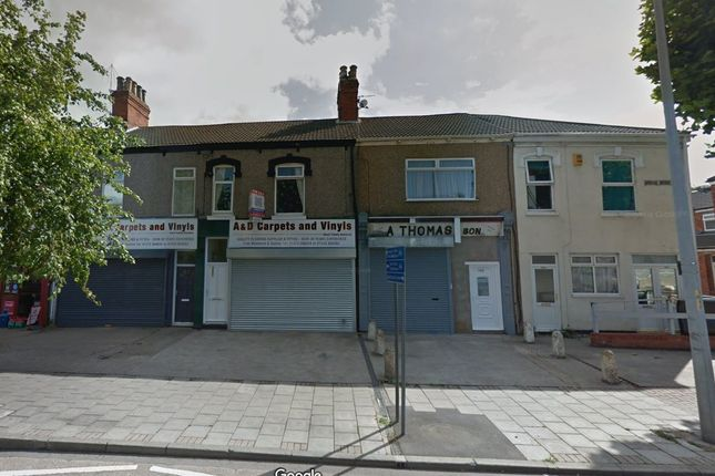 Thumbnail Flat for sale in 165 Hainton Avenue, Grimsby, South Humberside
