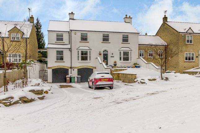 Thumbnail Link-detached house for sale in Waterside Meadows, Cattle Lane, Leeds, West Yorkshire