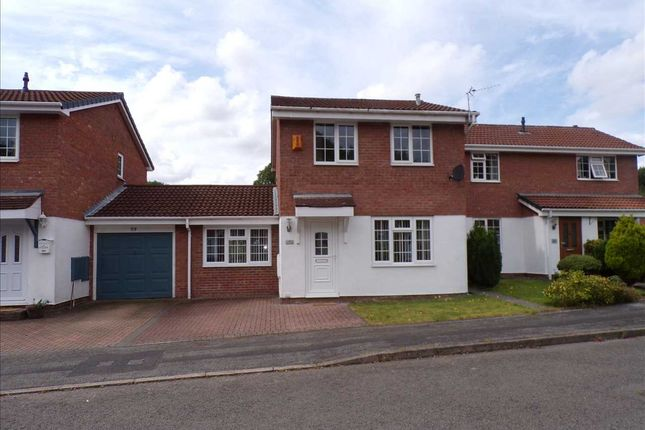 Thumbnail Detached house to rent in Ellesworth Close, Old Hall, Warrington