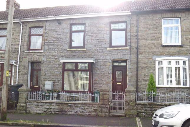 Thumbnail Terraced house for sale in High Street, Ynysybwl, Pontypridd