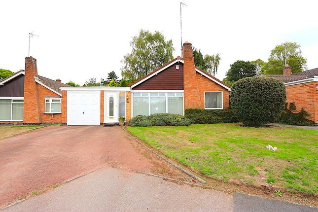 Thumbnail Detached house for sale in Hewitt Drive, Kirby Muxloe, Leicester