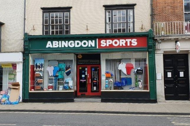 Thumbnail Retail premises for sale in High Street, Abingdon