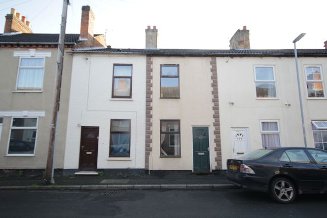 Thumbnail Terraced house to rent in King Street, Burton-On-Trent, Staffordshire