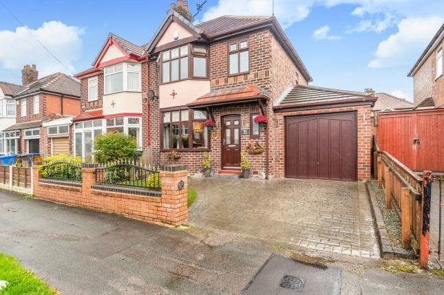 Thumbnail Semi-detached house for sale in Glebe Avenue, Grappenhall, Warrington, Cheshire