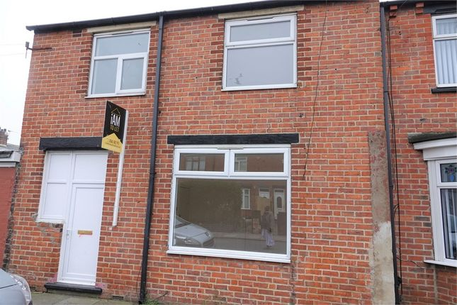 Thumbnail End terrace house to rent in South Terrace, South Bank, Middlesbrough