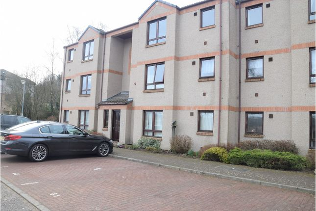 Thumbnail Flat for sale in Cambrai Court, Dingwall