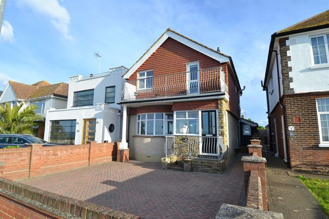 Thumbnail Detached house for sale in Fairway Crescent, Preston Parade, Seasalter, Whitstable