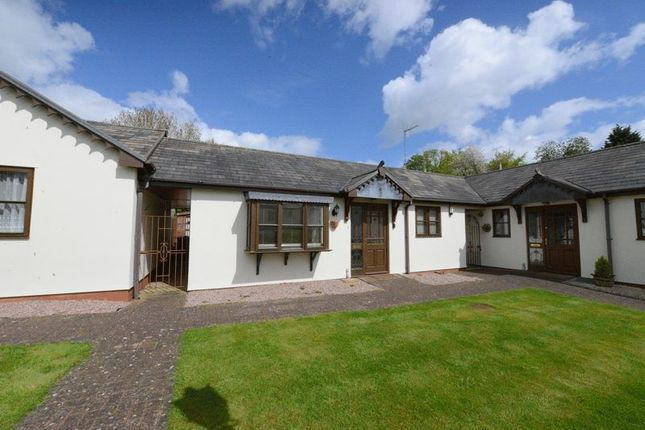 Thumbnail Bungalow for sale in Hilcote Gardens, Eccleshall, Stafford