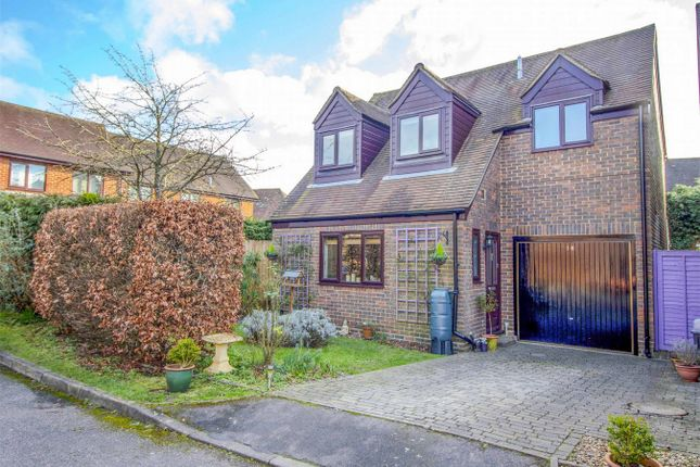 Thumbnail Detached house for sale in Addison Gardens, Odiham, Hook