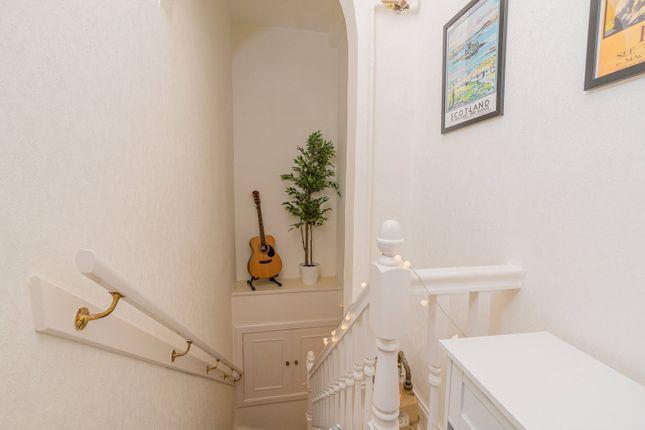 Staircase of Iona Street, Edinburgh EH6