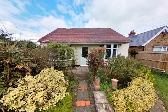 Thumbnail Bungalow to rent in Remus London Road, Dunkirk, Faversham