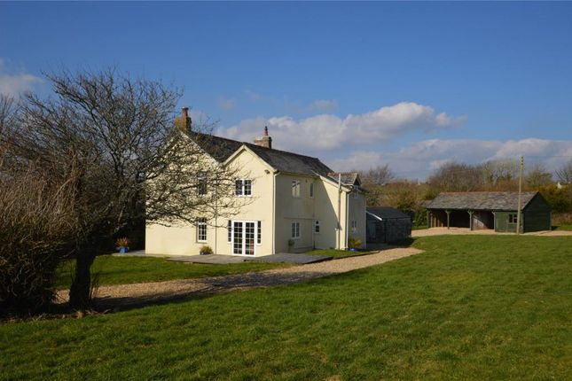 Thumbnail Detached house to rent in St Ive, Liskeard, Cornwall