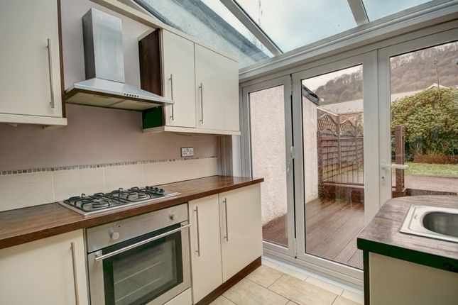 Thumbnail Terraced house for sale in Machen Street, Risca, Newport