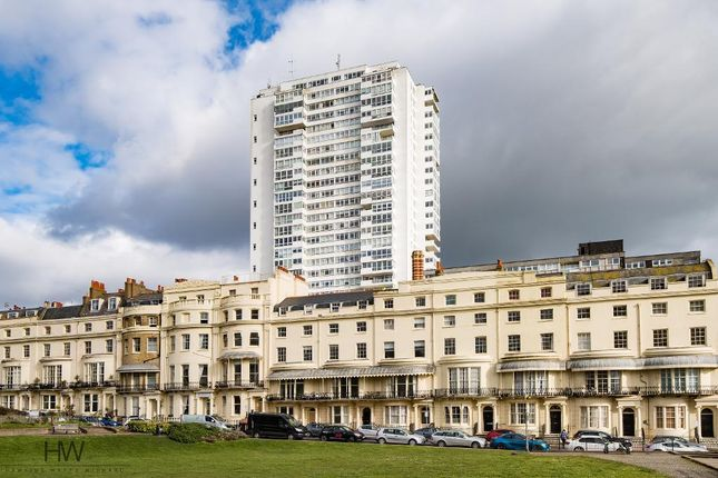 Thumbnail Flat for sale in Sussex Heights, St Margarets Place, Brighton, East Sussex