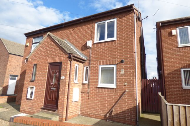 Thumbnail Terraced house to rent in Racca Green, Knottingley