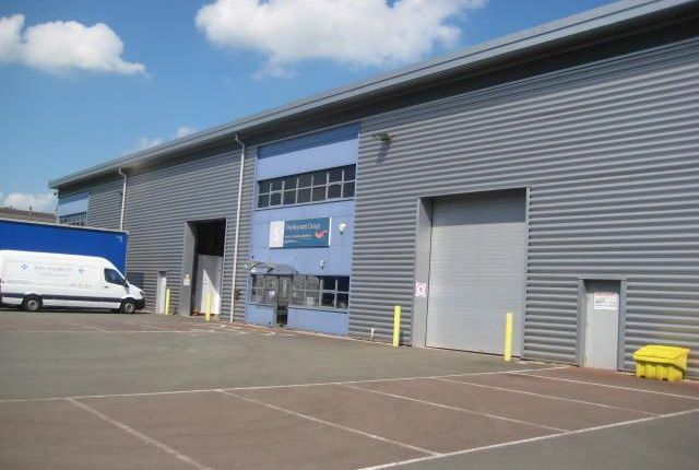 Thumbnail Light industrial to let in Units 4 & 5 Target Park, Shawbank Road, Lakeside, Redditch