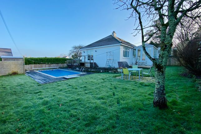 3 bed detached bungalow for sale in Carloggas, St Mawgan TR8