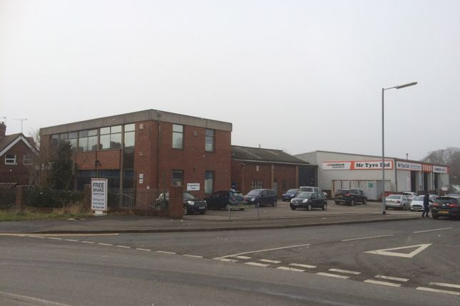 Thumbnail Warehouse to let in Dorrington Drive (Off Common Road), Stafford