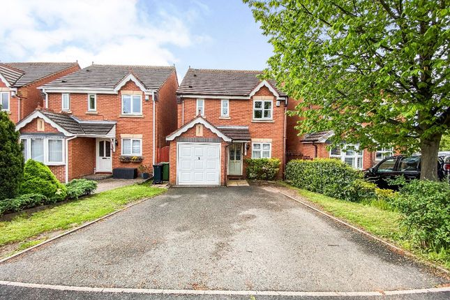 Thumbnail Detached house for sale in Marine Crescent, Wordsley, Stourbridge