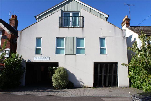 Thumbnail Flat for sale in Queenstone Mews, 42 Queens Road, Farnborough
