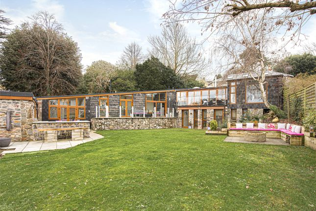 Thumbnail Detached house for sale in Hazelwood Road, Sneyd Park, Bristol
