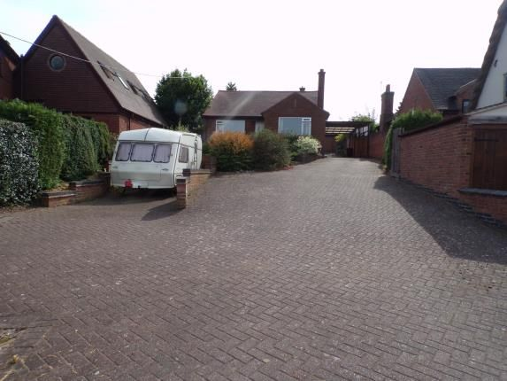 Thumbnail Detached house for sale in Sutton In The Elms, Broughton Astley, Leicester