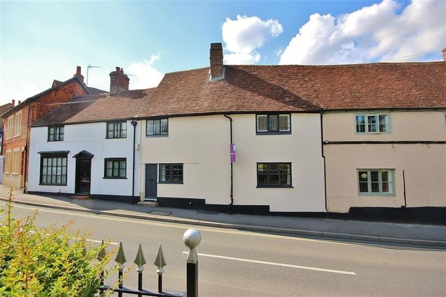 Thumbnail Terraced house to rent in Wallingford Street, Wantage