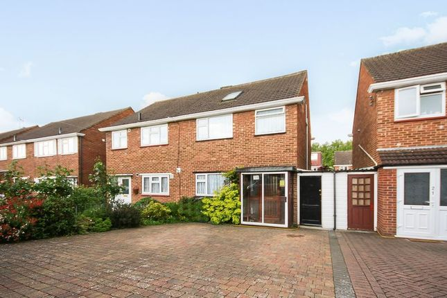4 bed semi-detached house for sale in Plumpton Close, Northolt