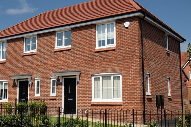 Thumbnail Semi-detached house to rent in Millbank Close, Oldham