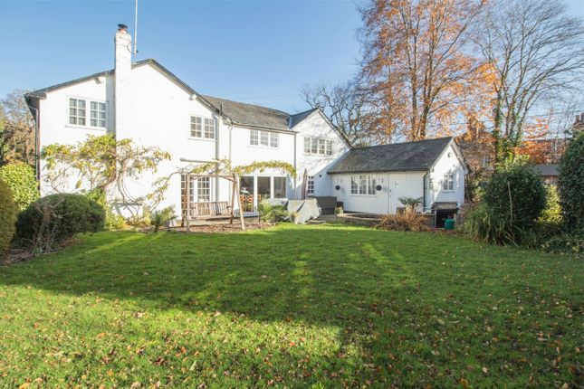 Thumbnail Detached house for sale in London Road, Hartley Wintney, Hook