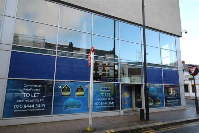 Thumbnail Retail premises to let in High Road, North Finchley, London