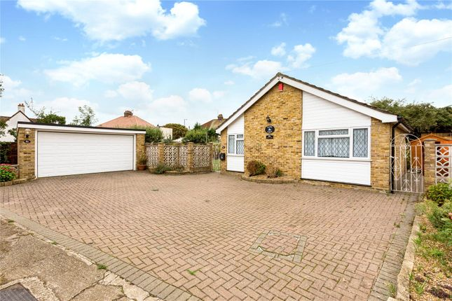 Thumbnail Detached bungalow for sale in Glebe Road, Old Windsor, Berkshire