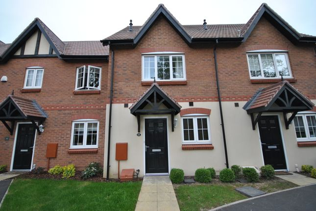 Thumbnail Terraced house to rent in St. Phillips Grove, Bentley Heath, Solihull