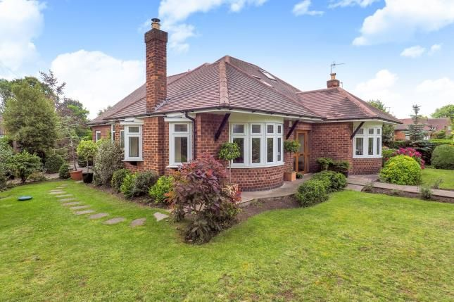 Thumbnail Detached house for sale in Trowell Road, Wollaton, Nottingham, Nottinghamshire