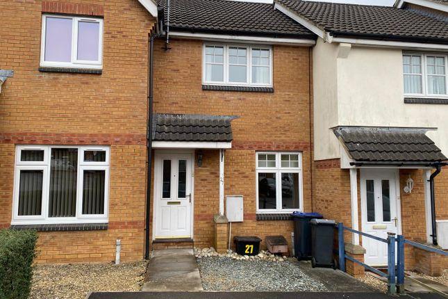 Thumbnail Terraced house to rent in Cusance Way, Hilperton, Trowbridge