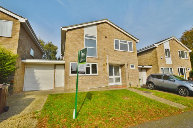 Thumbnail Link-detached house to rent in Antonine Gate, St.Albans