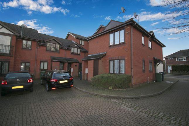 Front View of Rockingham Close, Bloxwich, West Midlands WS3