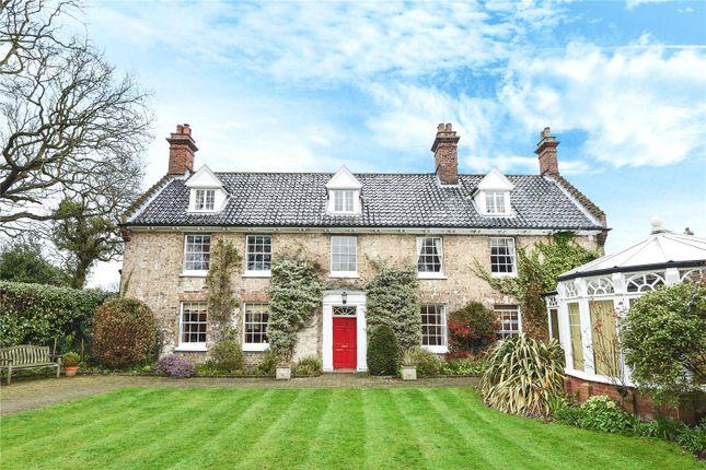 Thumbnail Detached house for sale in Lower Common, East Runton, Cromer, Norfolk