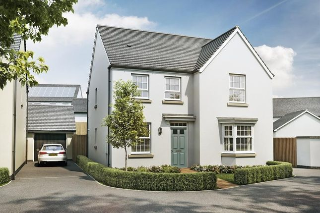 "Thumbnail Detached house for sale in ""Holden"" at Redmoor Close, Tavistock"