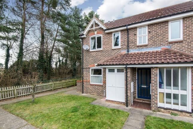 Thumbnail Flat for sale in Taverham, Norwich, Norfolk