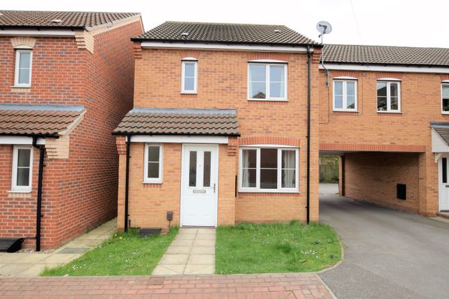 Thumbnail Mews house to rent in Aidans Close, Doncaster