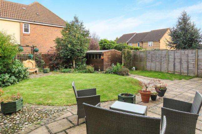 Garden 2 of Sumerling Way, Bluntisham, Huntingdon PE28