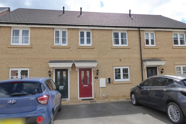 3 bed terraced house to rent in Hetterley Drive, Barleythorpe, Oakham LE15